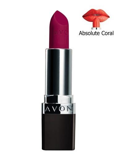 Avon Perfectly Mat Ruj Absolute Coral Kırmızı